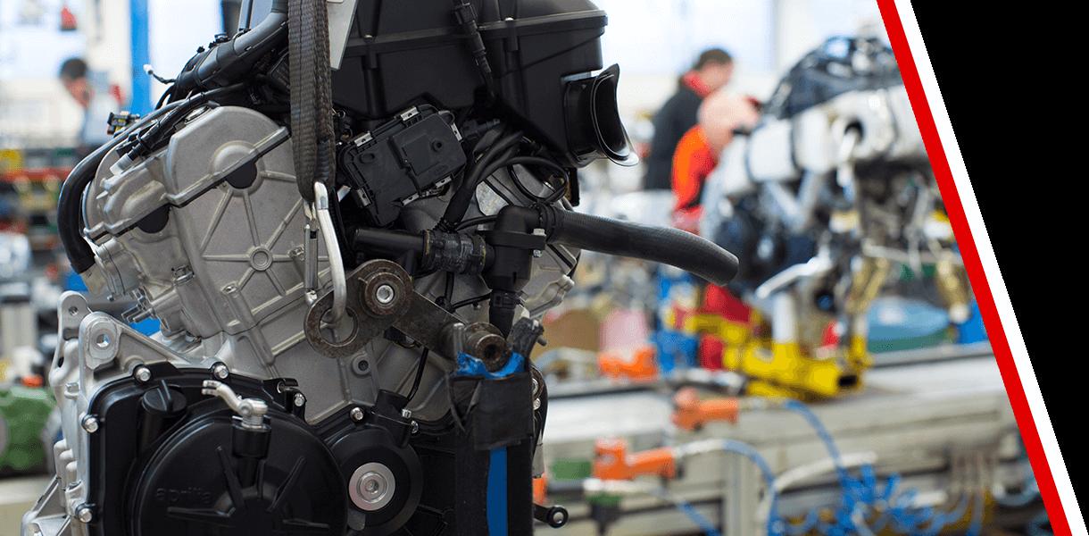 Aprilia V4 Factory motor