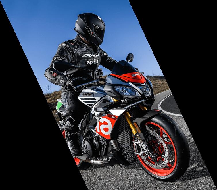 Motos de pista V4 Factory