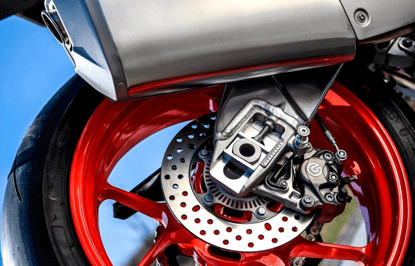 ABS de curva de la V4 Factory