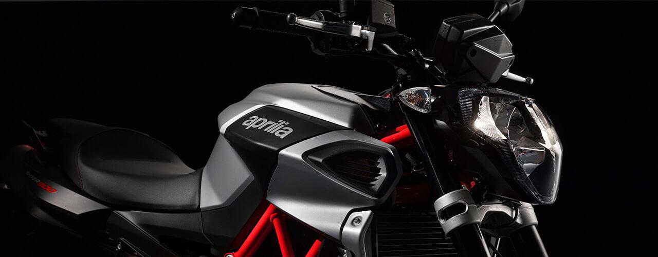 Motos de pista Shiver 900