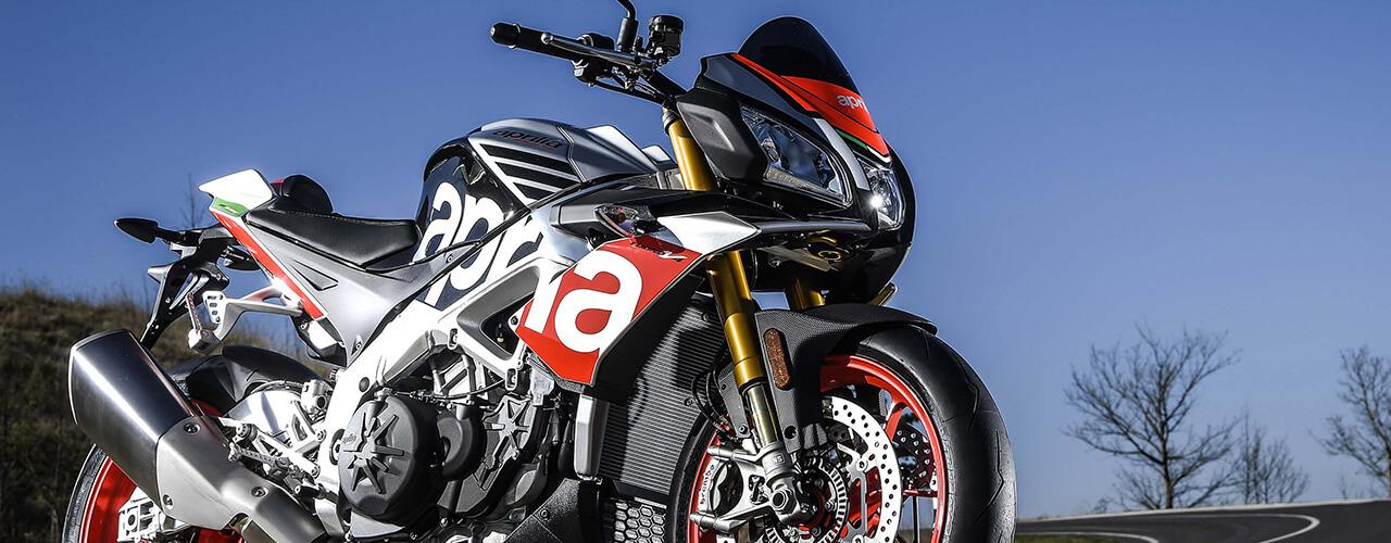 Aprilia motos de pista