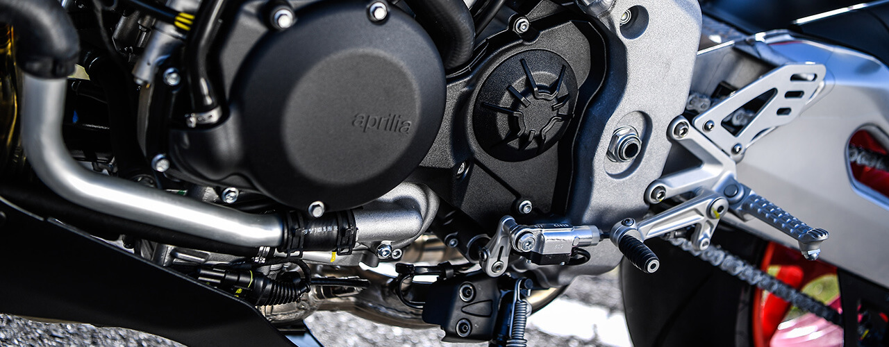 V4 Factory motor